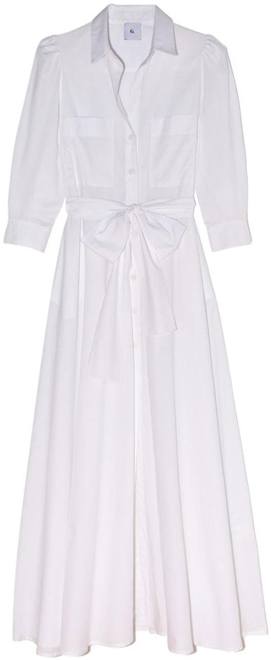 G.LABEL Lori Sheer Dress