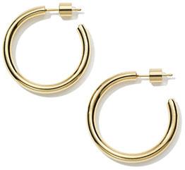JENNIFER FISCHER x goop Hoop Earrings