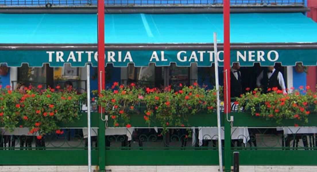 TRATTORIA AL GATTO NERO RESTAURANT