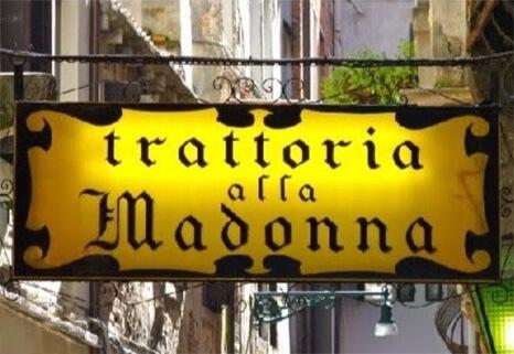 TRATTORIA ALLA MADONNA RESTAURANT