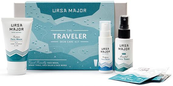 URSA MAJOR traveller's kit