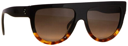CÉLINE Bown/Black Sunglasses