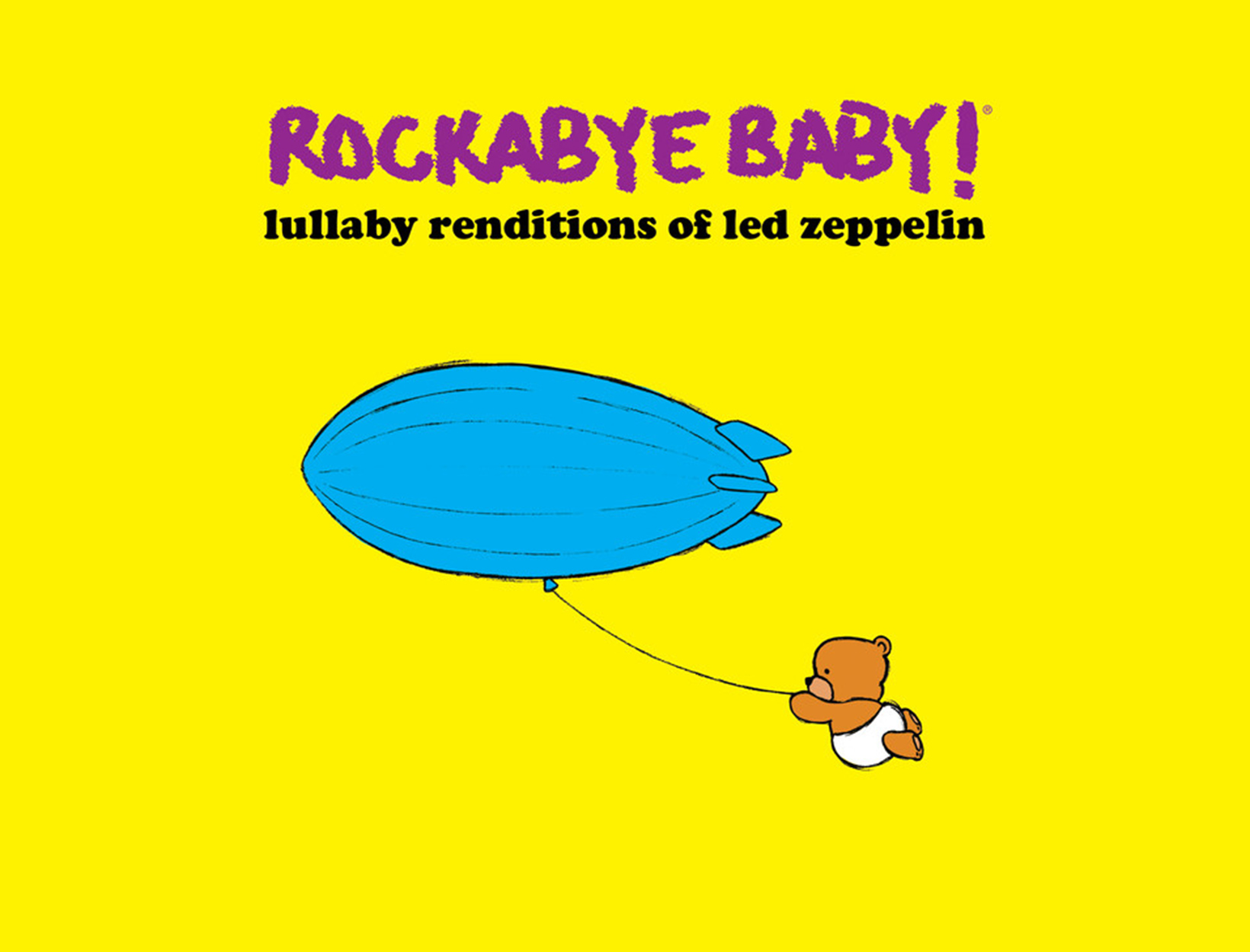 Rockabye Baby on Spotify