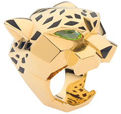 CARTIER PANTHÈRE DE CARTIER RING