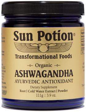 Sun Potion, Ashwagandha