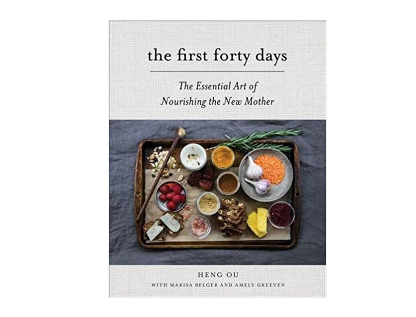 <em>The First Forty Days</em> by Heng Ou