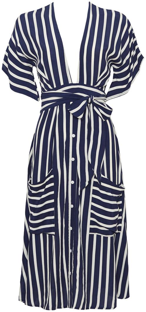 Faithful the brand midi dress