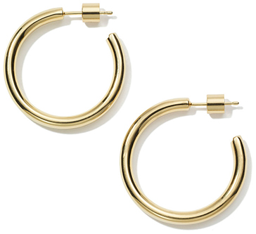 JENNIFER FISHER x GOOP Hoop Earrings