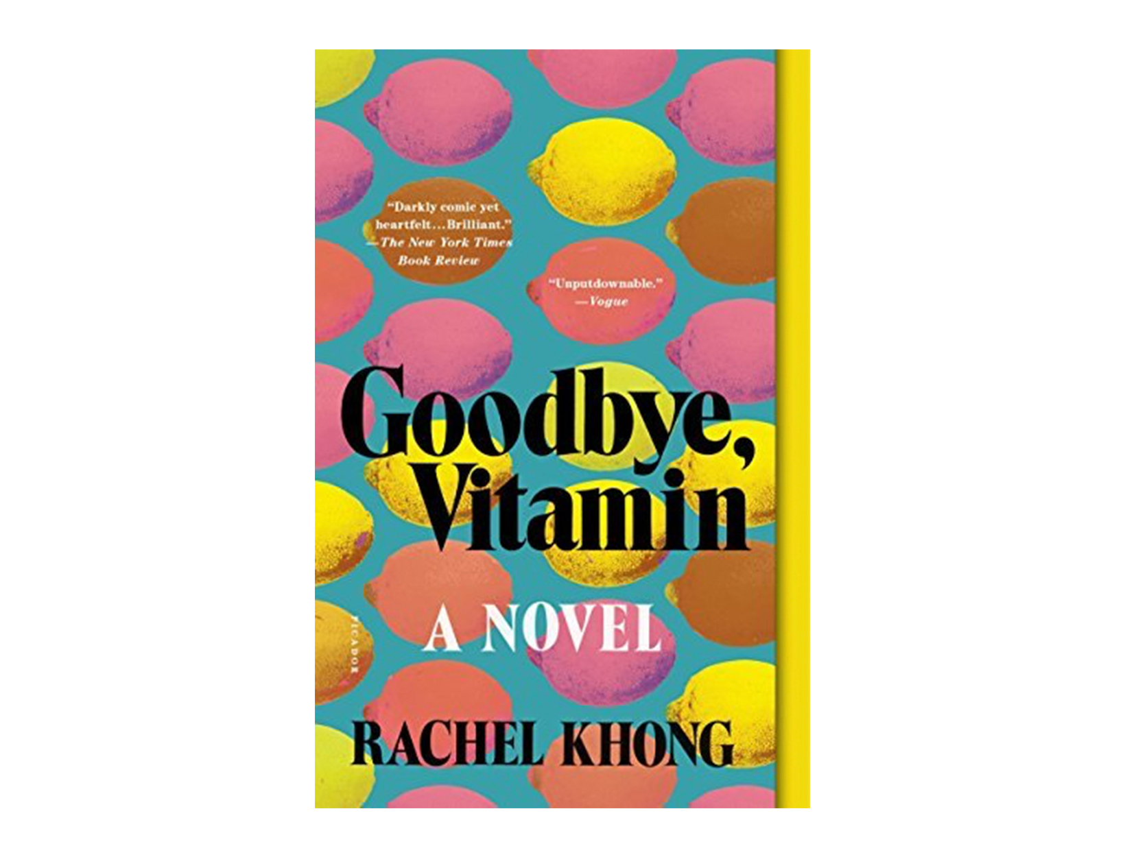 <em>Goodbye, Vitamin</em> by Rachel Khong