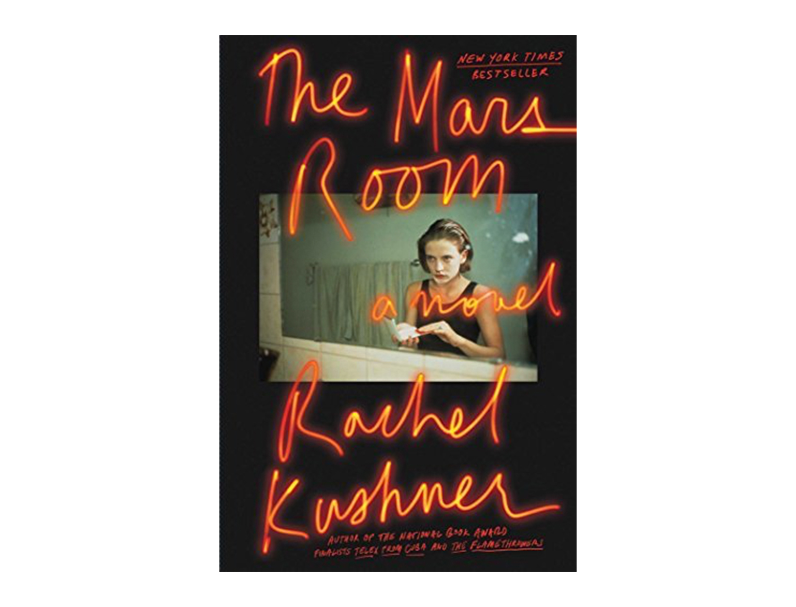 <em>The Mars Room</em> by Rachel Kushner