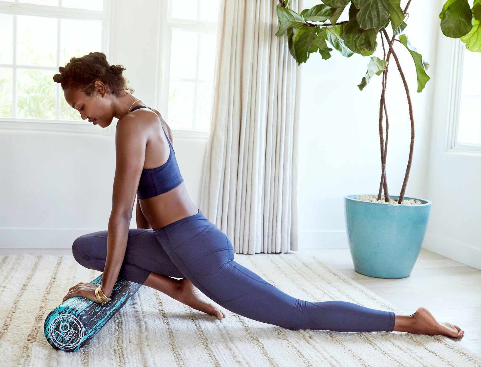 The Fix for Endless Sitting Is Foam Rolling