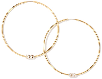SPINELLI KILCOLLIN Gold Hoops