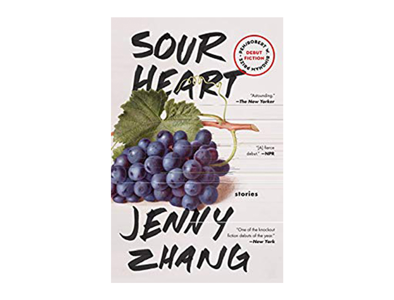 <em>Sour Heart</em> by Jenny Zhang