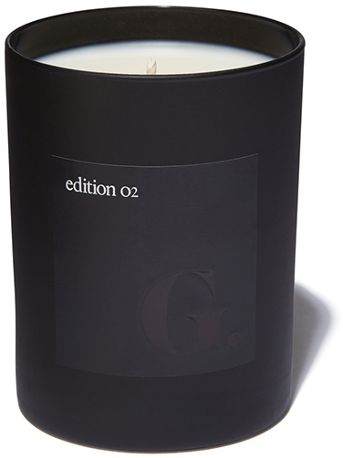 goop Fragrance SCENTED CANDLE:  EDITION 02 – SHISO