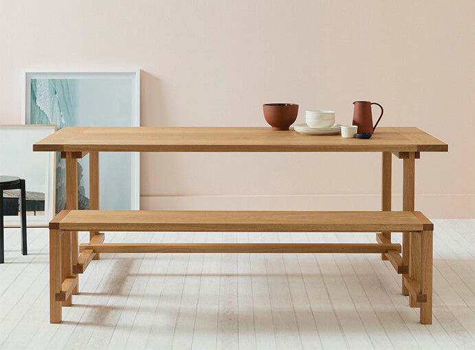 ANOTHER COUNTRY Dining Table Another Country, $2,100 U201cI Always Look For  Something With Simple Lines That Does Not Feel Too Precious. I Love Another  Country.