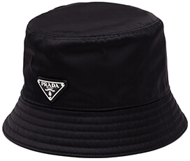 Black Prada hat