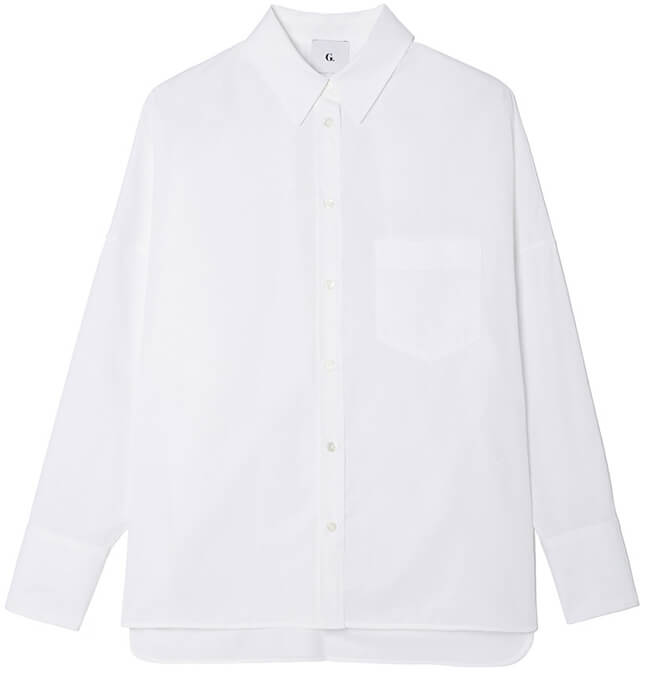 G.LABEL Luca Tomboy Button Down