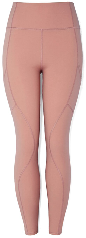 G. SPORT SEAMED LEGGING, DESERT ROSE