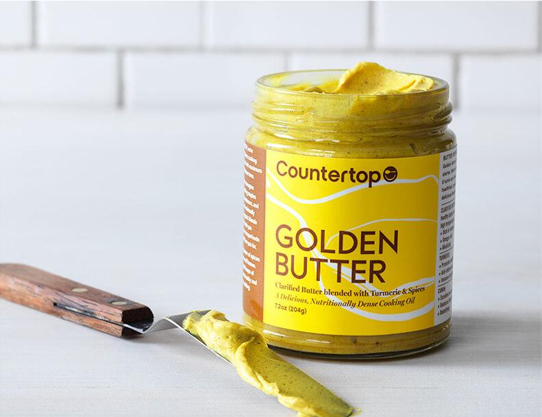 COUNTERTOP Golden Butter
