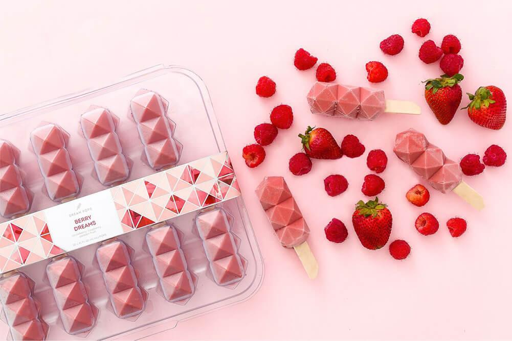 Dream Pops Berry Dreams Tray