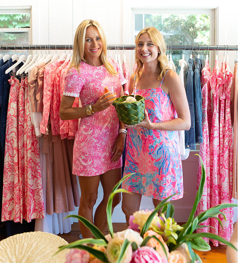 goop x Lilly Pulitzer