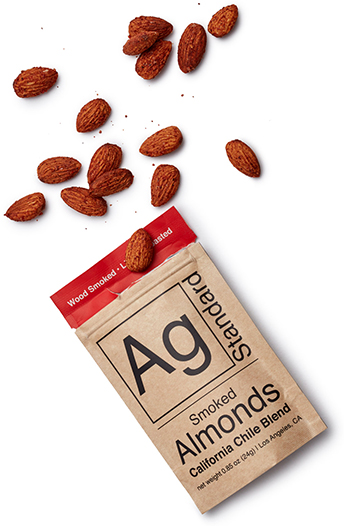 Ag Standard Smoked Almonds
