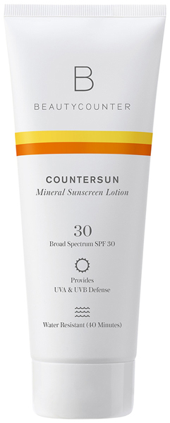 Beautycounter, Countersun mineral Sunscreen Lotion SPF 30