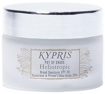 Kypris, Pot of Shade Heliotropic SPF 30