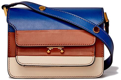Blue/Brown BAG