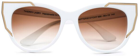 large white SUNGLASSES
