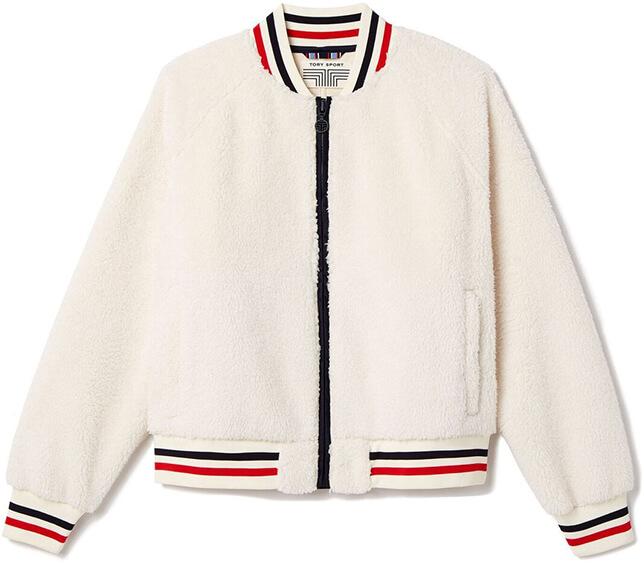 TORY SPORT bomber jacket