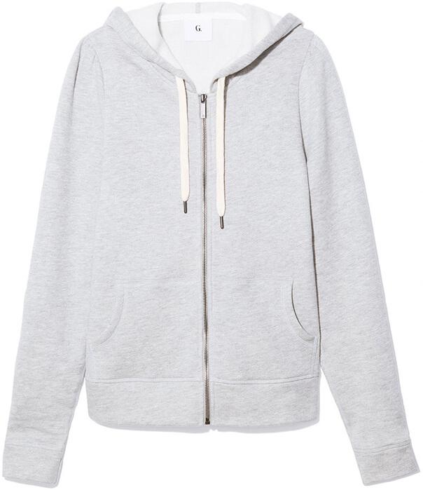 G. SPORT zip hoodie