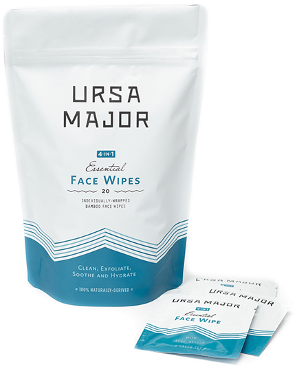 Ursa Major Face Wipes