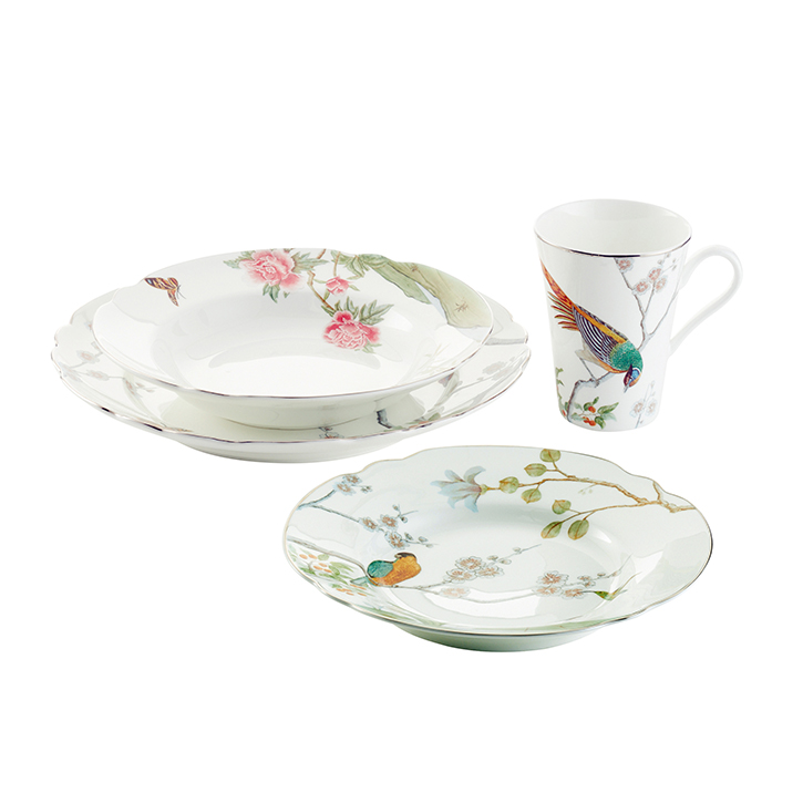 4-Piece Chelsea Place Setting with Soup Bowl