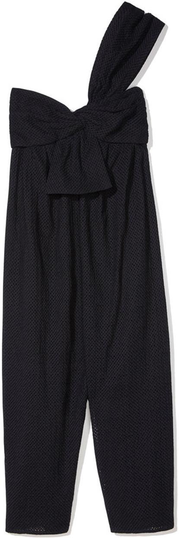 MARYSIA Black Jumpsuit