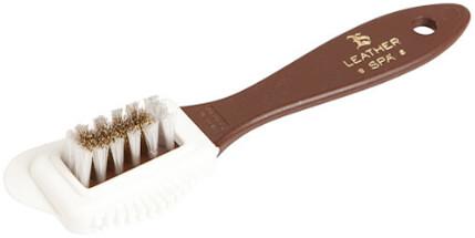 LEATHER SPA brush