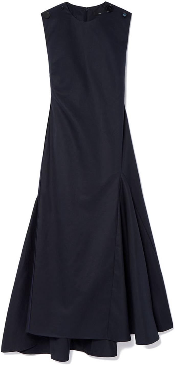 Black Sleeveless Ellery Dress