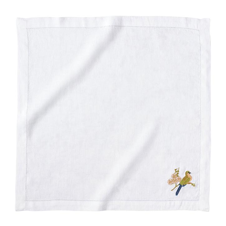Belsize Park Bird Linen Napkin