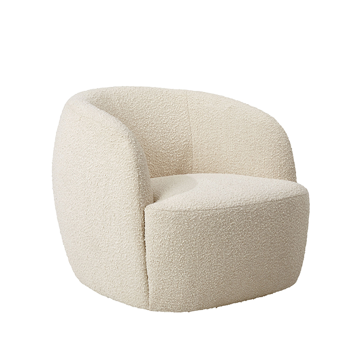 GWYNETH BOUCLÉ CHAIR