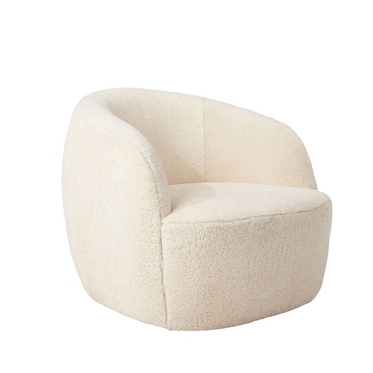 Gwyneth Special Edition Shearling Chair
