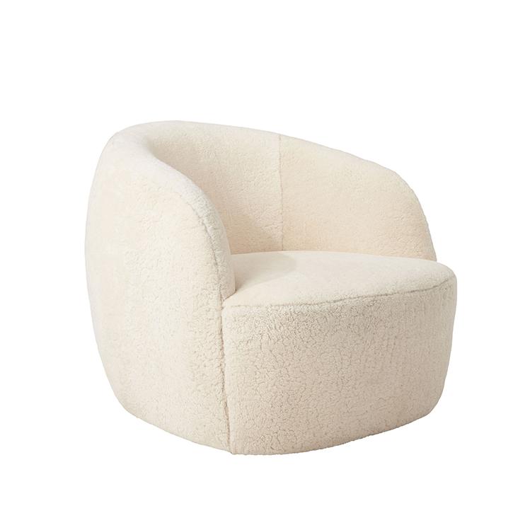 Gwyneth Special Edition Shearling Chair