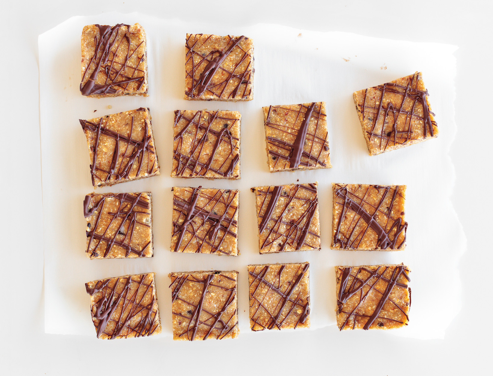 Lily's Cookie Dough Bars