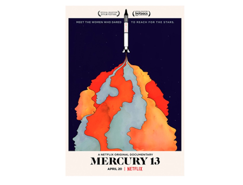 <em>Mercury 13</em> Directed by David Sington