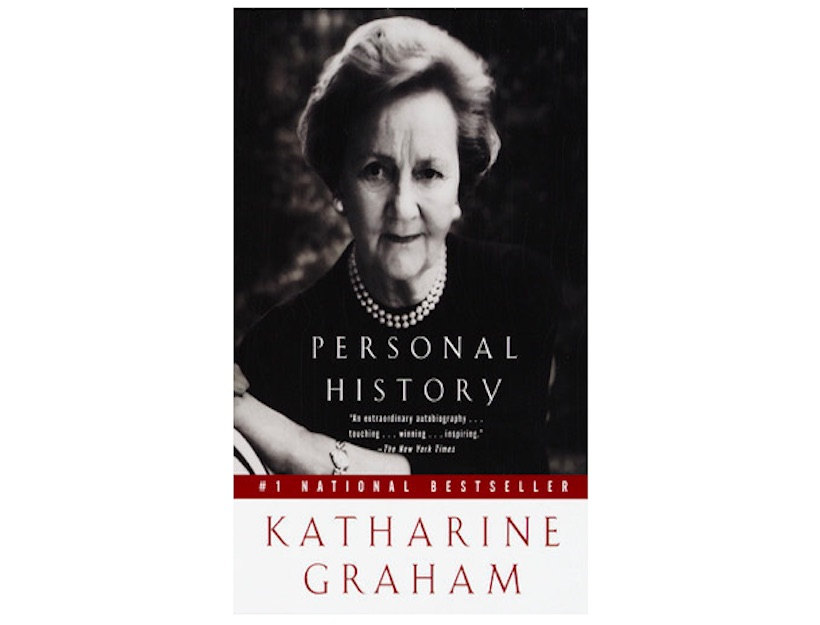 <em>Personal History</em> by Katharine Graham