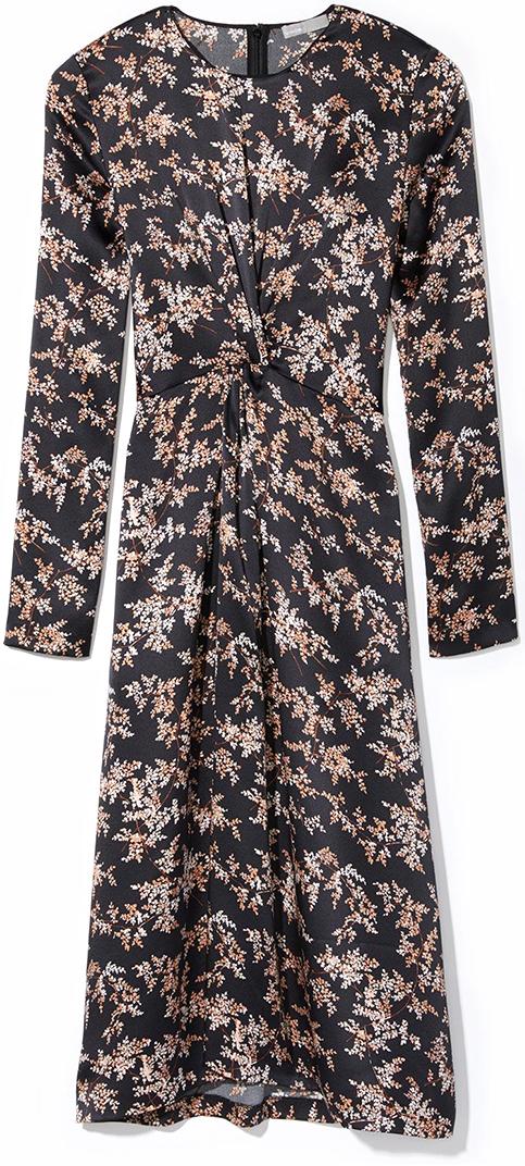 VINCE floral dress