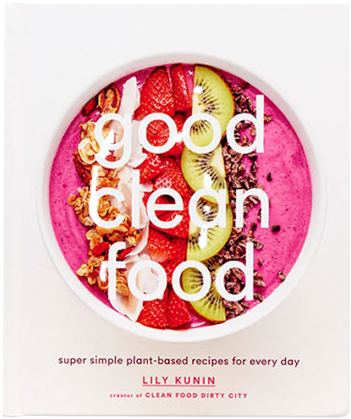 Good Clean Food Book