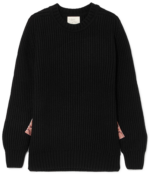 HILLIER BARTLEY sweater
