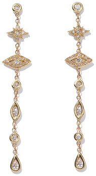 JACQUIE AISHE earrings