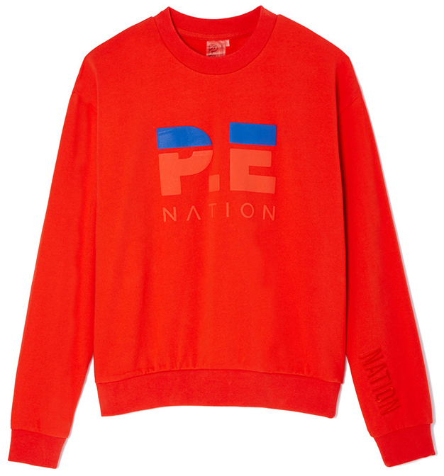 P.E NATION sweatshirt
