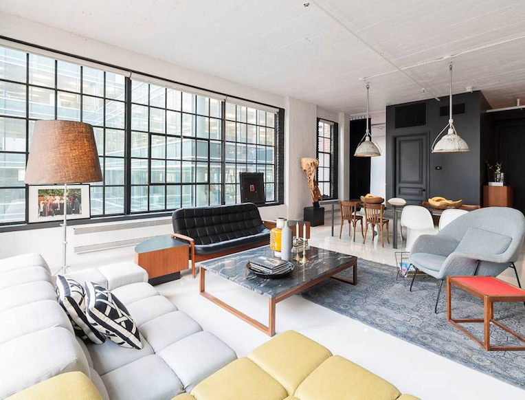 Two-Bedroom Industrial Loft <br><em>Mile End</em>